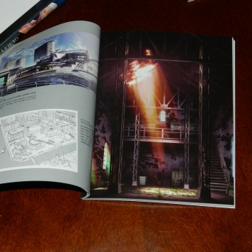 Anime Art Book - Interior Page
