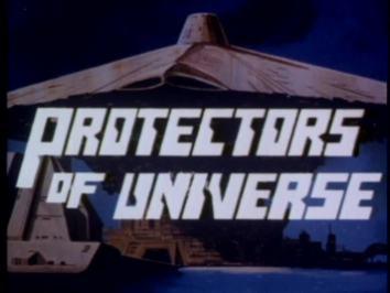 Protectors of Universe - 001