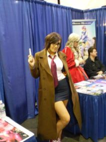 RI Comic Con 2013 - Doctor No 10 Cosplay 001