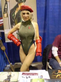 RI Comic Con 2013 - Cammy Cosplay 001