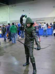 RI Comic Con 2013 - Green Arrow Cosplay 001
