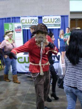 RI Comic Con 2013 - Scarecrow Cosplay 001