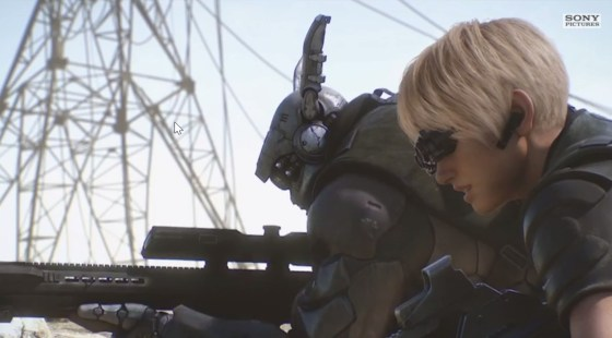 Appleseed Alpha Trailer - 011