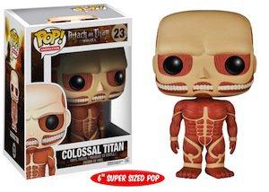 Funko Colossal Titan - 20140809