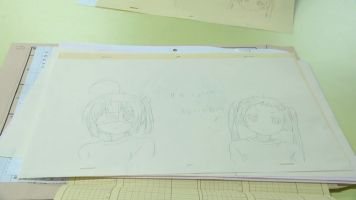 KyoAni Behind the Scenes 006 - 20141007