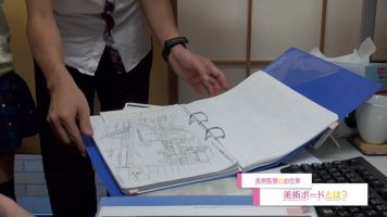 KyoAni Behind the Scenes 019 - 20141007