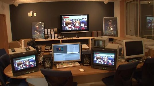 KyoAni Behind the Scenes 029 - 20141007