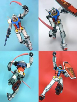 Anime RX-78-2 Gunpla 013 - 20141126