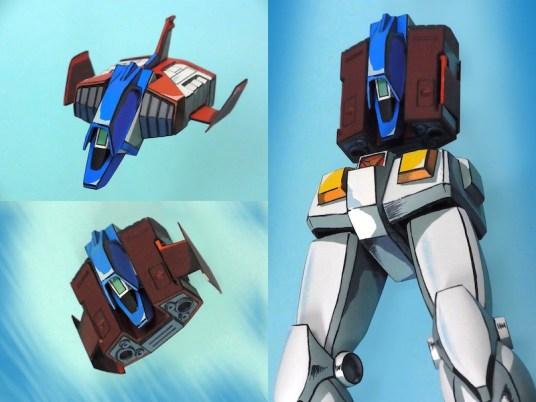 Anime RX-78-2 Gunpla 020 - 20141126