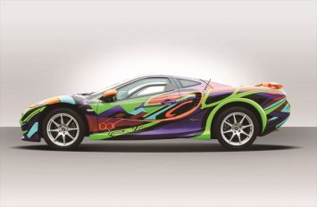 Evangelion Orochi Car 004 - 20141111