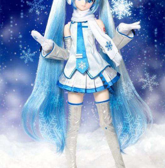 Snow Miku Dollfie 001 - 20150120