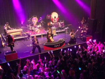 Wagakki Band Anime Expo 003 - 20150726