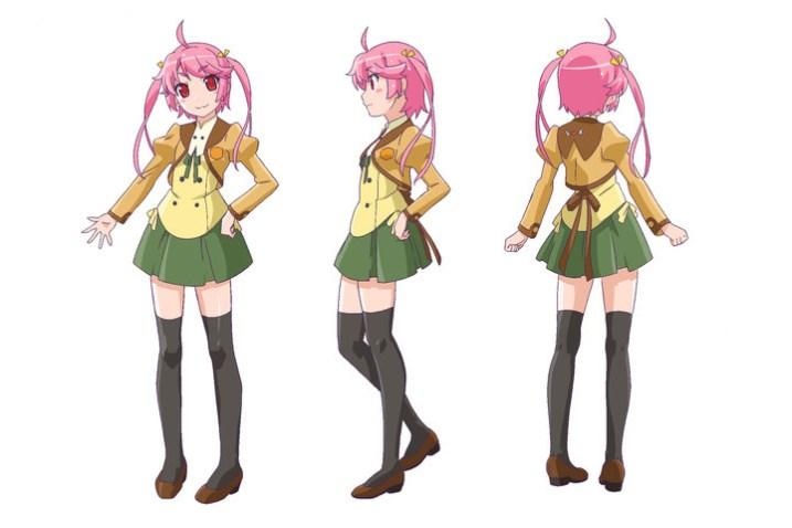Komugi Yoshida (Normal)