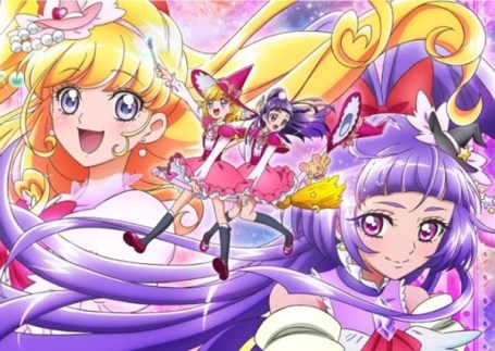 Magic Girls Precure Visual 001 - 20151226