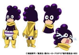 Minoru Mineta (Hero Costume)