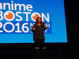 Anime Boston 2016 - Opening Ceremonies - Monica Rial 007 - 20160330