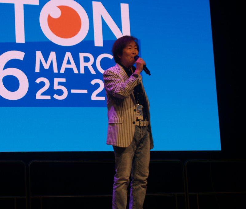 Anime Boston - Opening Ceremonies - Toshio Furukawa 002 - 20160330