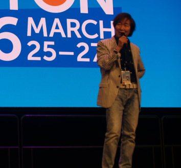 Anime Boston - Opening Ceremonies - Toshio Furukawa 004 - 20160330