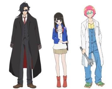Soruto, Sayuri, & Hidaka