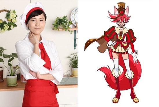 Cure Chocolat (Nanako Mori)