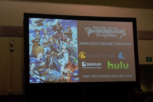 Anime Boston 2017 - Aniplex Panel 007 - 20170403
