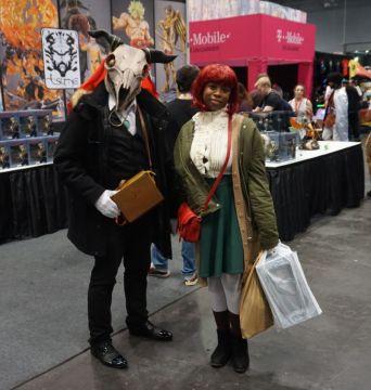 Anime NYC 2017 - Cosplay 017 - 20171120