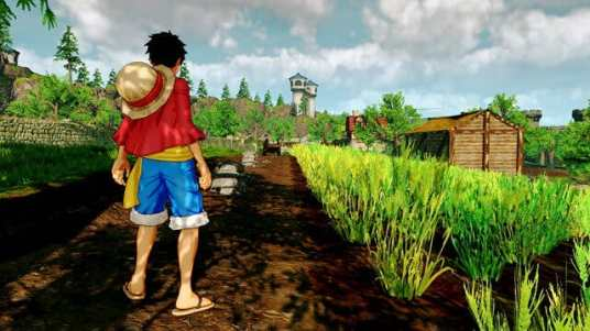One Piece World Seeker Screenshot 006 - 20171211