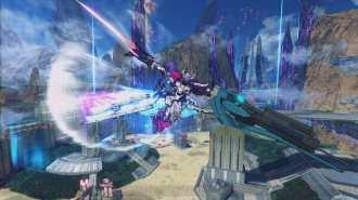 Starwing Paradox Arcade Gameplay 006 - 20180202