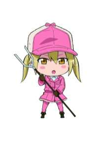 Cells At Work! Character Visual - Eosinophil