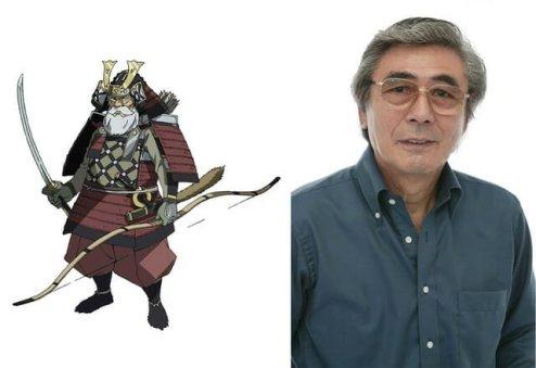 Angolmois Character Visual - So Sukekuni