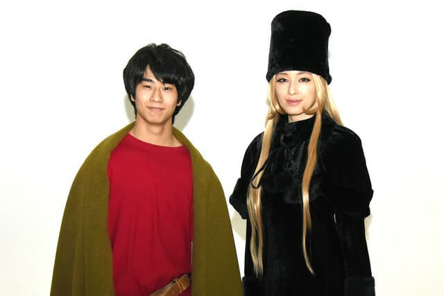 Galaxy Express 999 Live Action Cast Photo 009 - 20180514