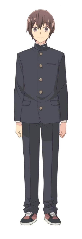 Bloom Into You Anime Character Visual - Seiji Maki