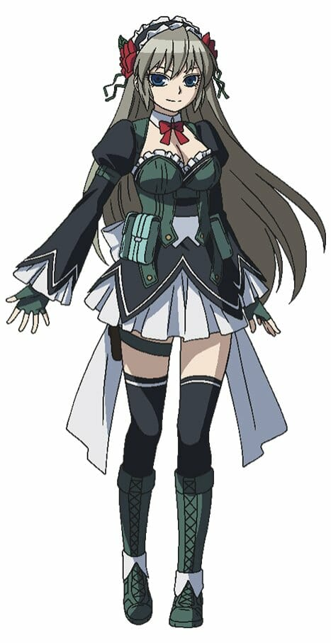 Magical Girl Spec-Ops Asuka Character Visual - Asuka