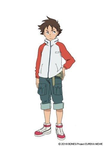 Anemone Eureka Seven Hi-Evolution Character Visual - Renton