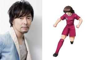 Captain Tsubasa 2018 - Junior High Arc Character Visual - Mitsuru Sano