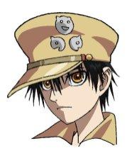 Gunjo no Magmell Anime Character Visual - Inyo