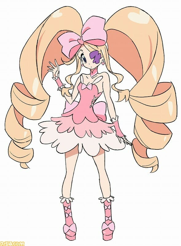 Kill la Kill If Character Visual - Harime Nui
