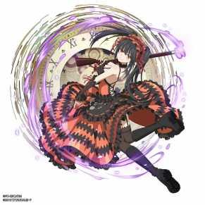 DanMemo x Date A Live III Ais Catastrophe Character Visual - Kurumi