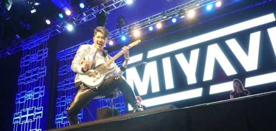 Anime Boston 2019 - MIYAVI Concert Photo