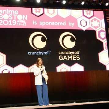 Anime Boston 2019 - Opening Ceremonies - Sponsor Introductions