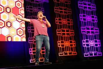 Anime Boston 2019 - Opening Ceremonies 027 - Richard Epcar