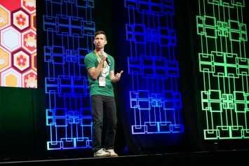 Anime Boston 2019 - Opening Ceremonies 031 - Billy Kametz