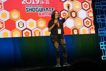 Anime Boston 2019 - Opening Ceremonies - Ellyn Stern