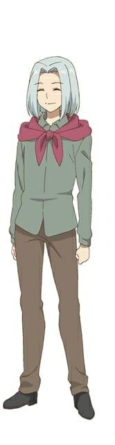 Isekai Cheat Magician Anime Character Visual - Kasim