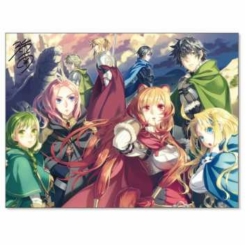 The Rising of the Shield Hero Canvas Art