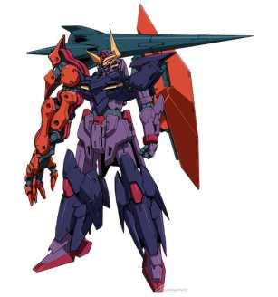 Gundam Build Divers ReRISE Mecha Visual - Seltsam