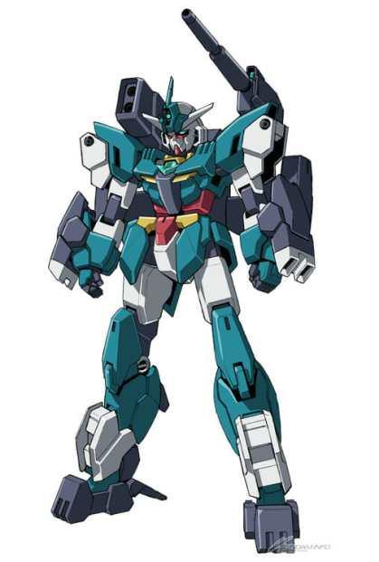 Gundam Build Divers ReRISE Mecha Visual - Veetwo Gundam