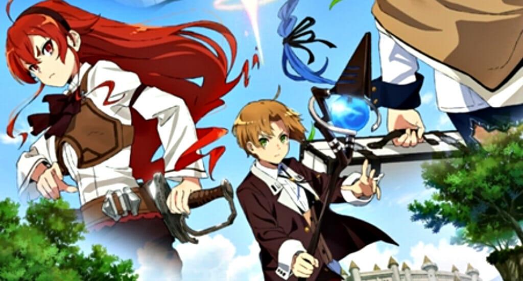 Mushoku Tensei: Jobless Reincarnation Anime Gets New Trailer & Visual. Main Staff Also - Anime Herald