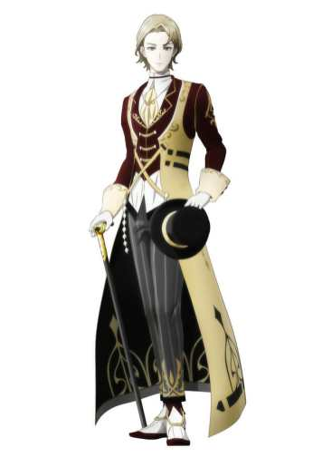 Sakura Wars 2019 Anime Character Visual - Valery Kaminsky