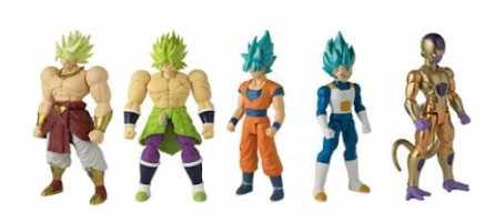 """Dragon Ball Limit Breaker"" figures"